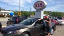 Click to Enlarge Image of Michael Duda's Russ Darrow Kia Happy Customer
