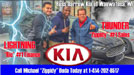 Russ Darrow Kia Wauwatosa Michael Duda's New or Used Car Customer Delivery