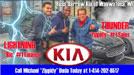 Russ Darrow Kia Wauwatosa Michael Duda's New or Used Car Customer Delivery