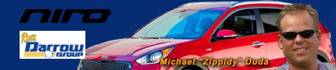 Kia Niro Michael Zippidy Duda 414-202-8517