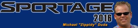 2016 Kia Sportage - Michael Zippidy Duda