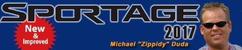 2017 Kia Sportage - Michael Zippidy Duda