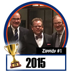 2015 Zippidy is #1 in Russ Darrow Group