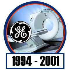 GE Medical Systems: CT, MR, Xray, & Nuclear Engineering